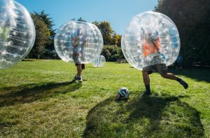 bubble soccer, indiranagar, bangalore