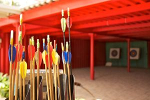 archery at Play arena