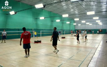 Agon sports badminton