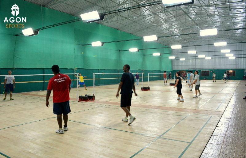 Agon sports badminton