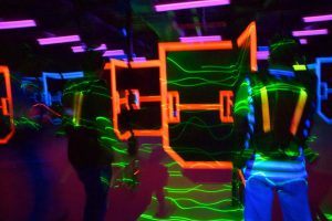 lasertag Play Arena