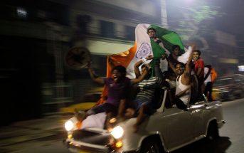 Indian Cricket Fan