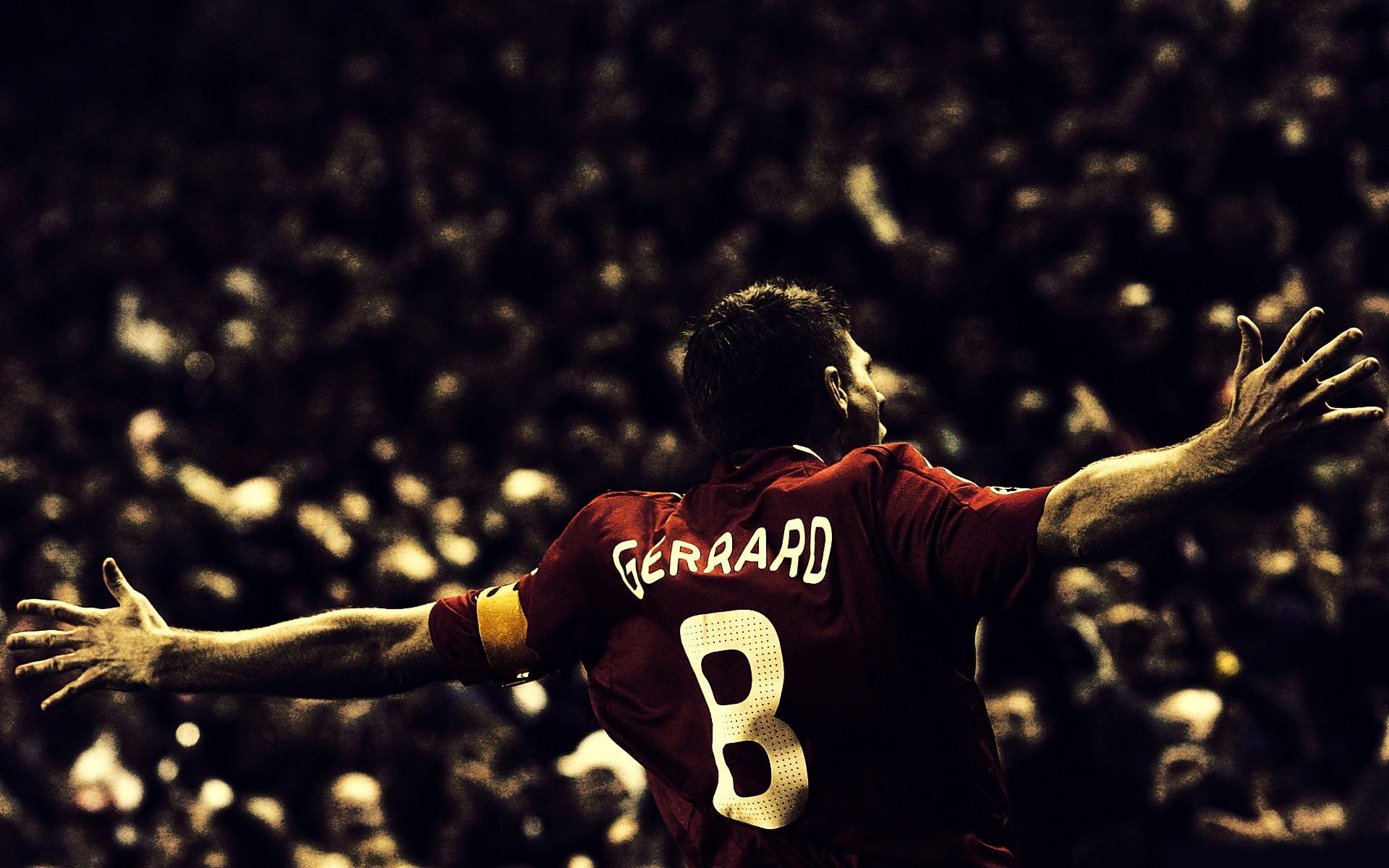 Be the better footballer central attacking midfielder steven gerrard cma voltagebd Gallery