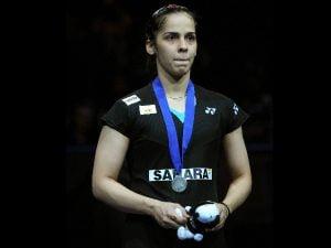Saina Silver Medal All England