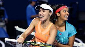 Martina - Sania lift Women's Double Title - 3rd time in a row