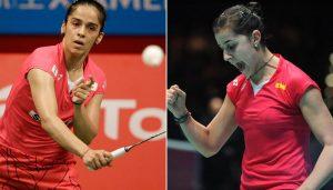 Saina Nehwal vs Carolina Marin