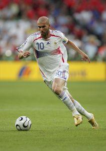 Zinedine Zidane - CMA
