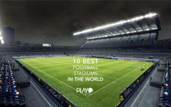 10 best football stadiums in the world