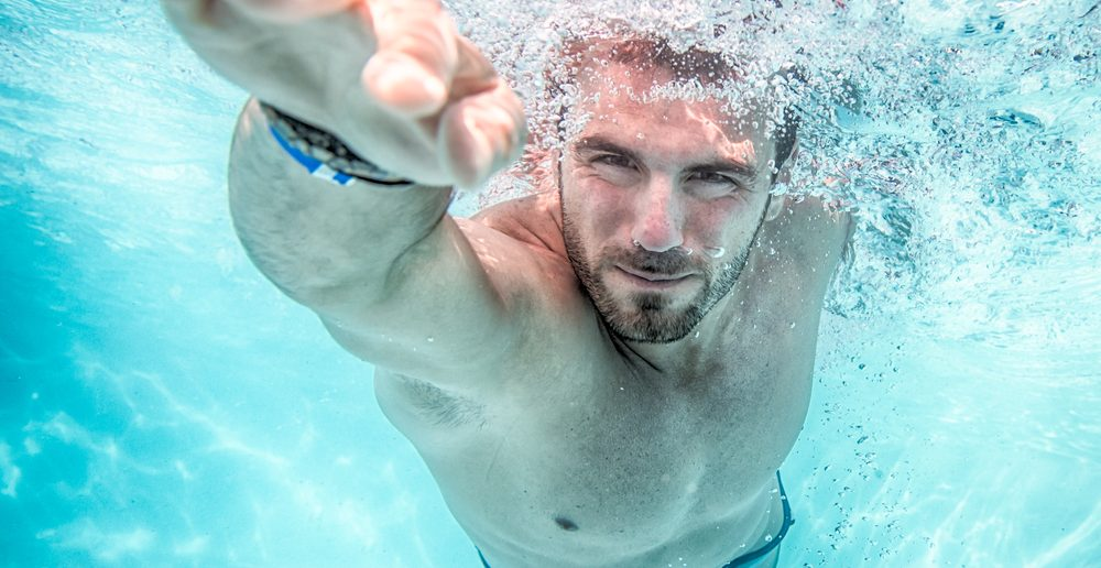 Routine in Swimming