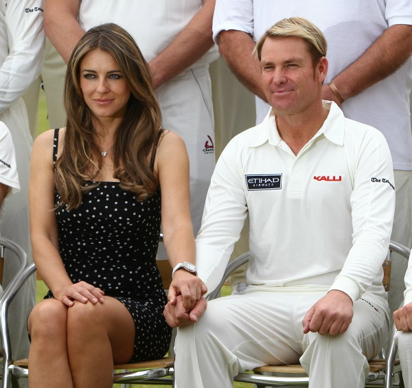 liz-hurley-and-shane-warne-split Controversy