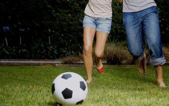 Couples-Playing-football