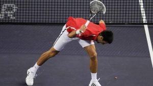 Djokovic - Tennis Players on Tour