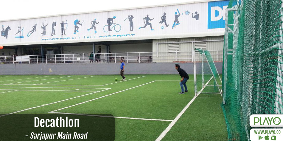 Decathlon Sarjapur Football Turf