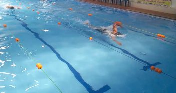 Gurukul sports academy swimming pool