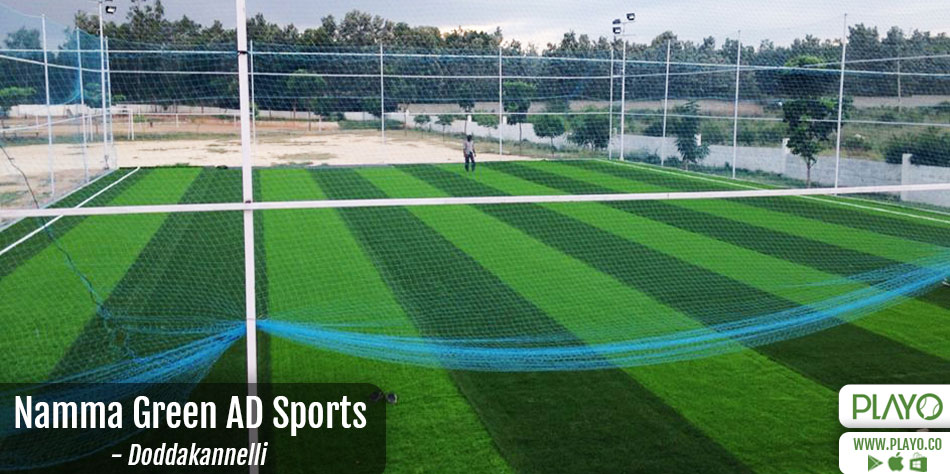 Namma Green AD Sports Football turf