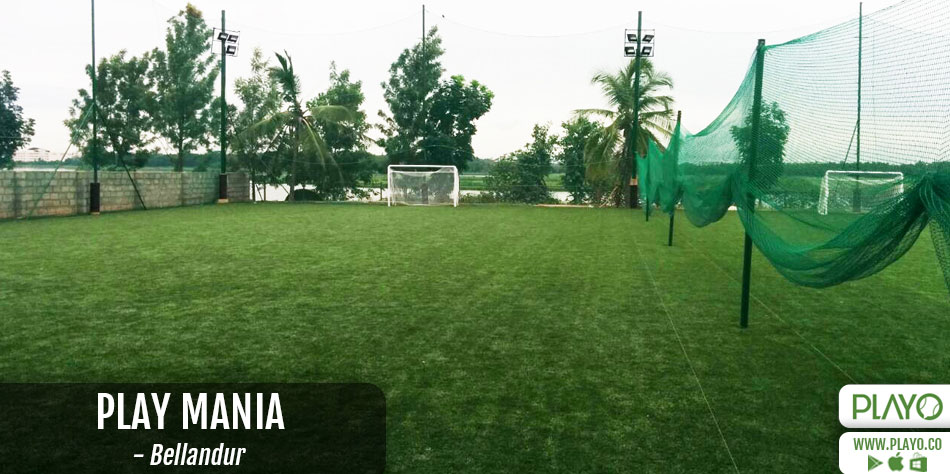 Play mania football turf Bellandur