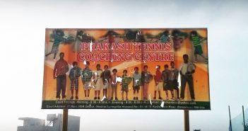 Prakash Tennis Academy banner