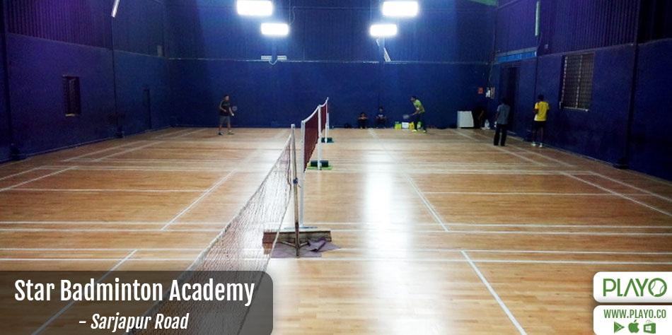 Star Badminton Academy in Sarjapur