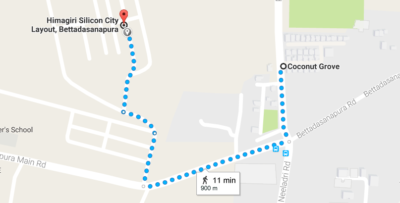 Sol Sports Electronic City map