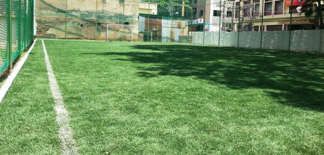 Tiento sports football ground