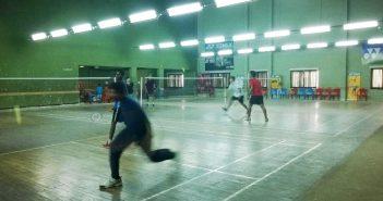 Citi Nest sports Indiranagar Badminton