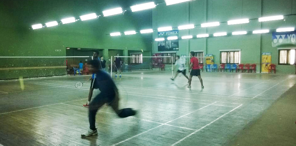 Citi Nest sports Indiranagar Badminton