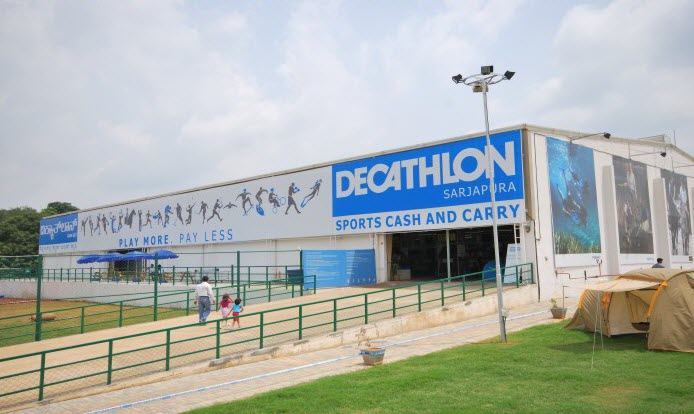 decathlon Sarjapur