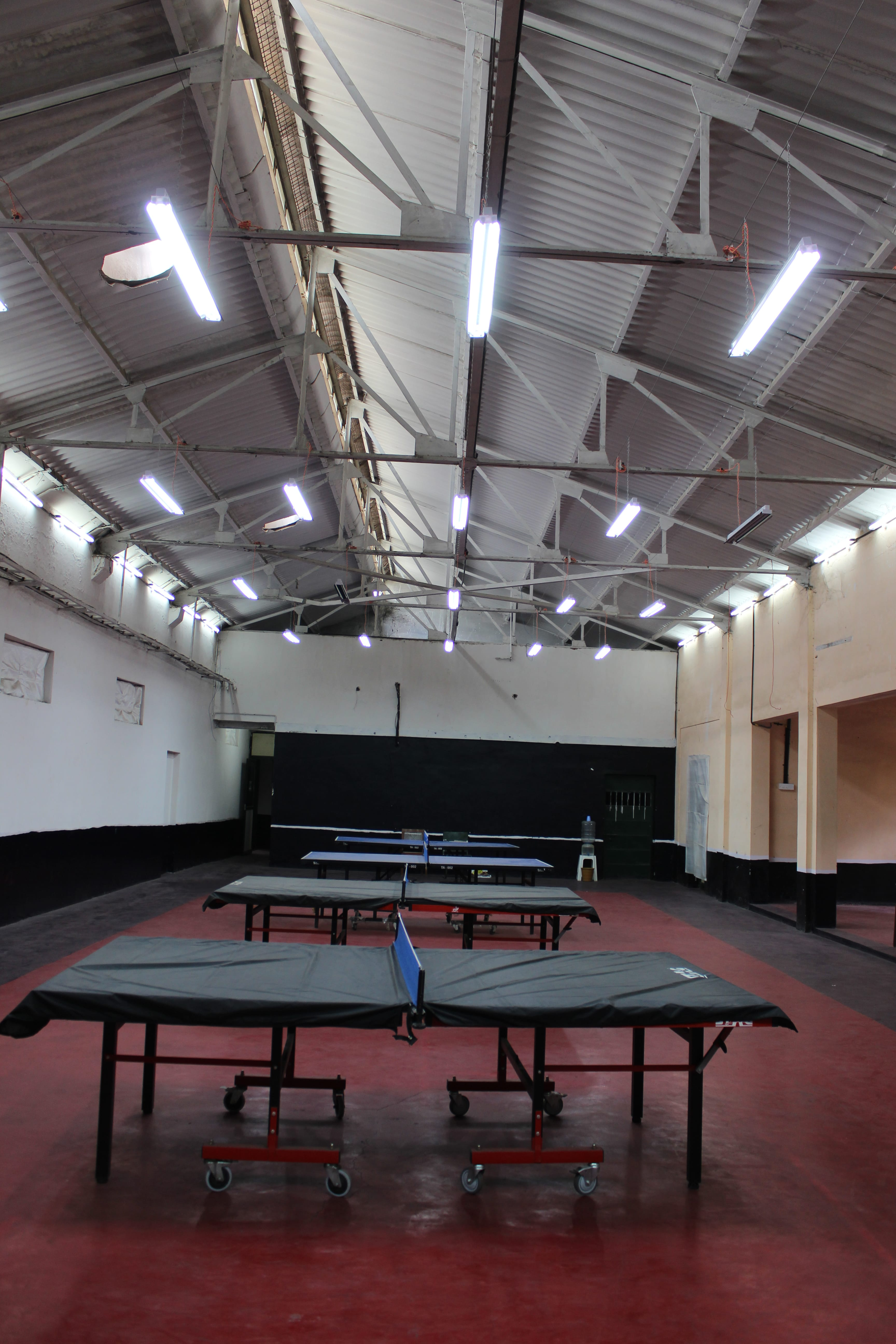 Table Tennis facility at DHI