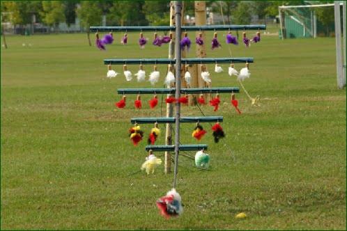 pole-archery