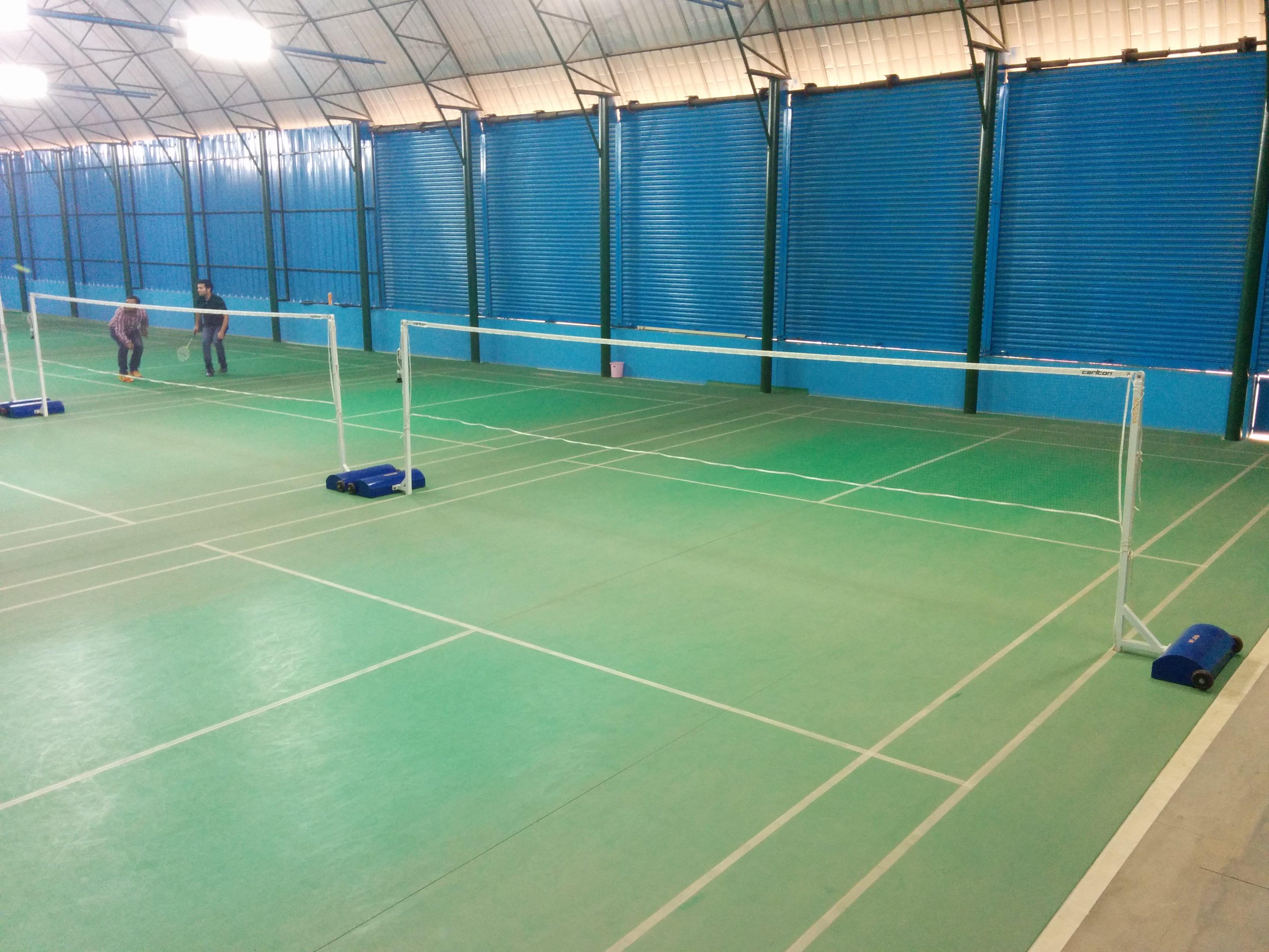 Pro Club Badminton courts bangalore