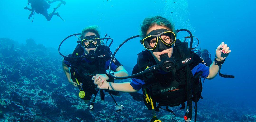 Adventure Sports Scuba Diving