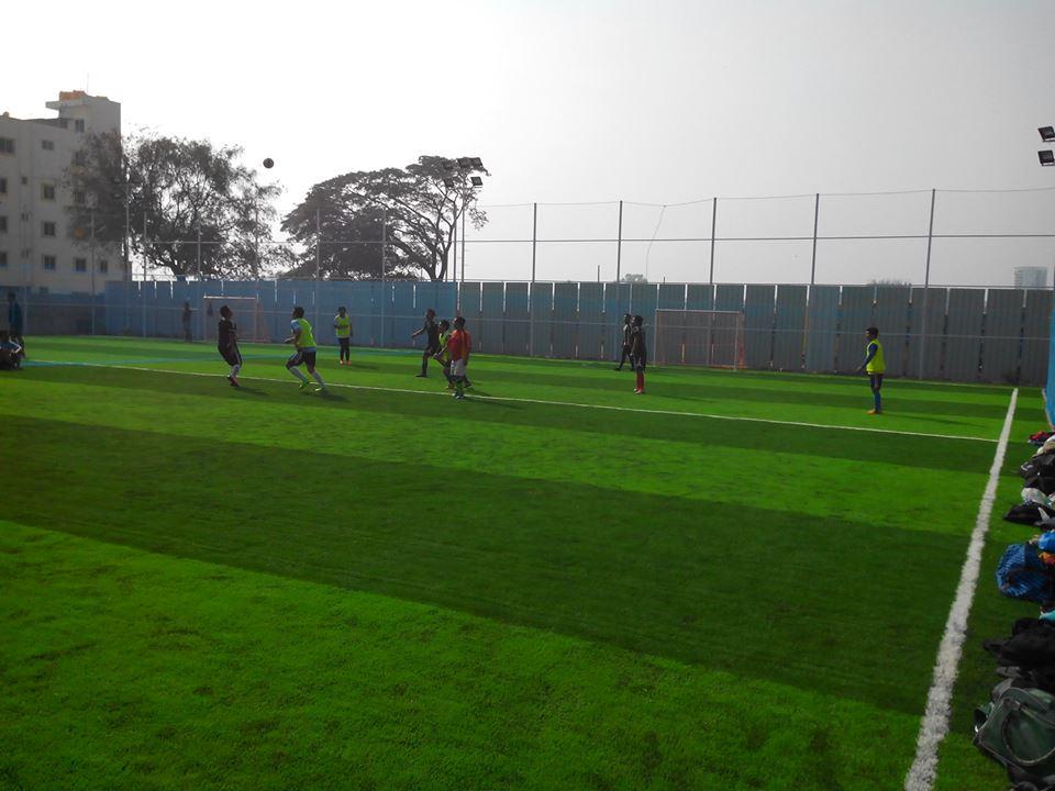 soccer city turf