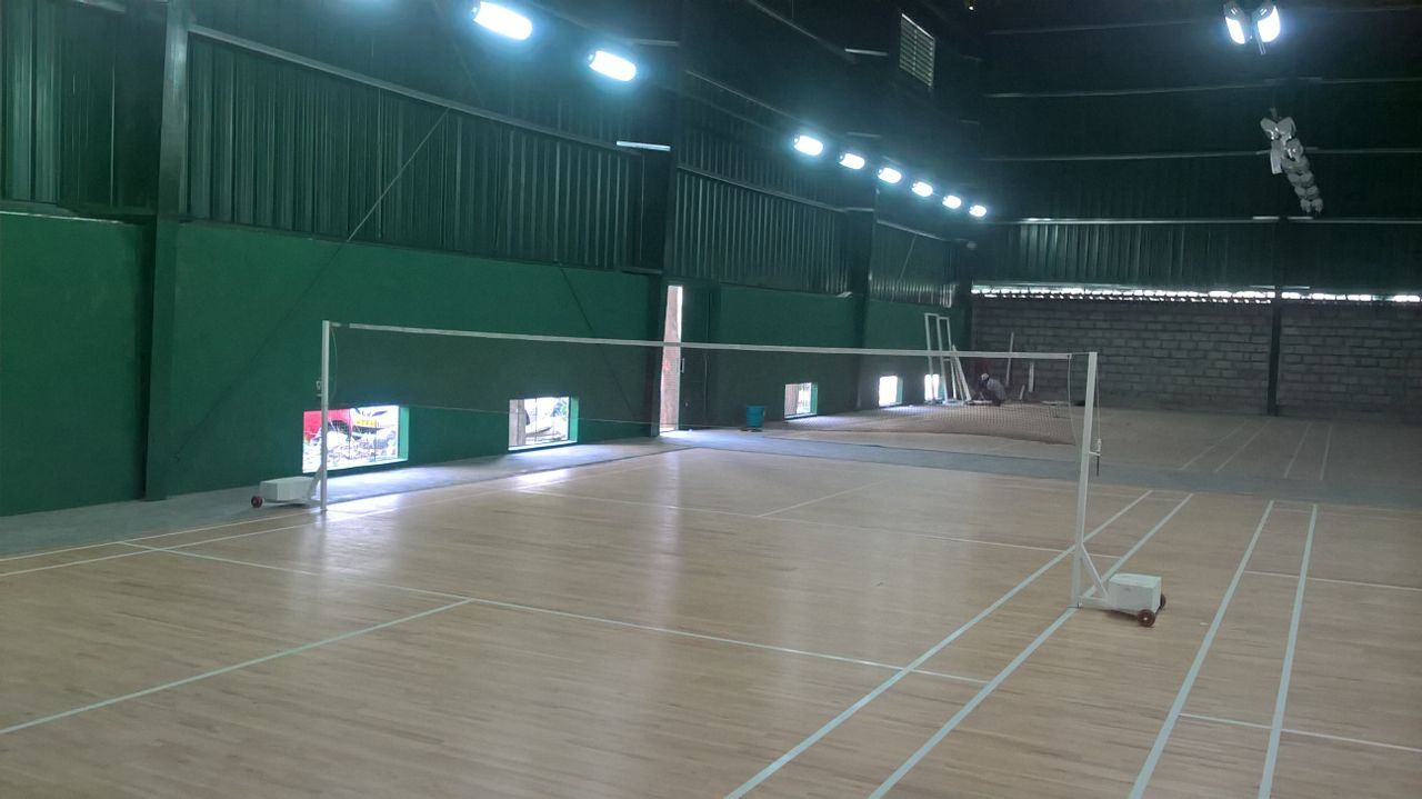 Sports Central 6 Badminton courts