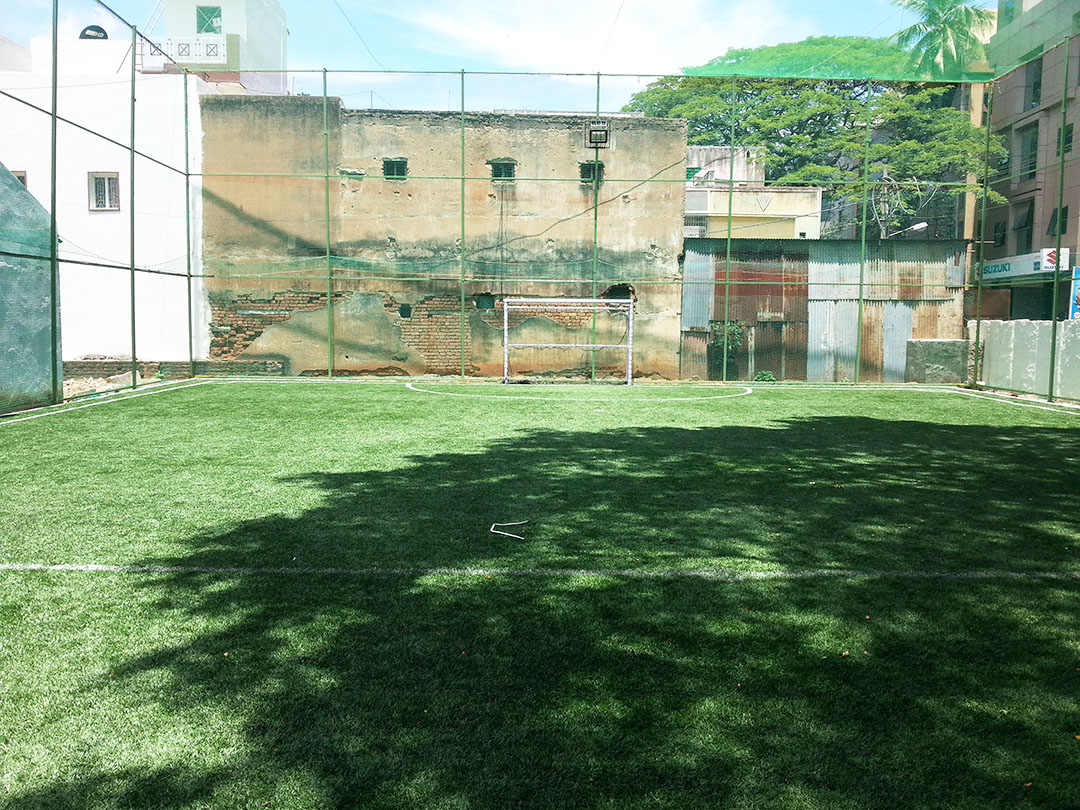 Tiento Sports 5 a-side Football venue