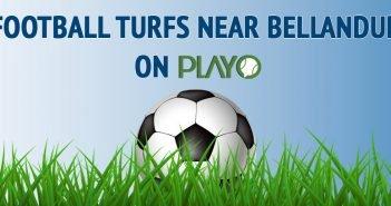 Football Turfs Near Bellandur on Playo