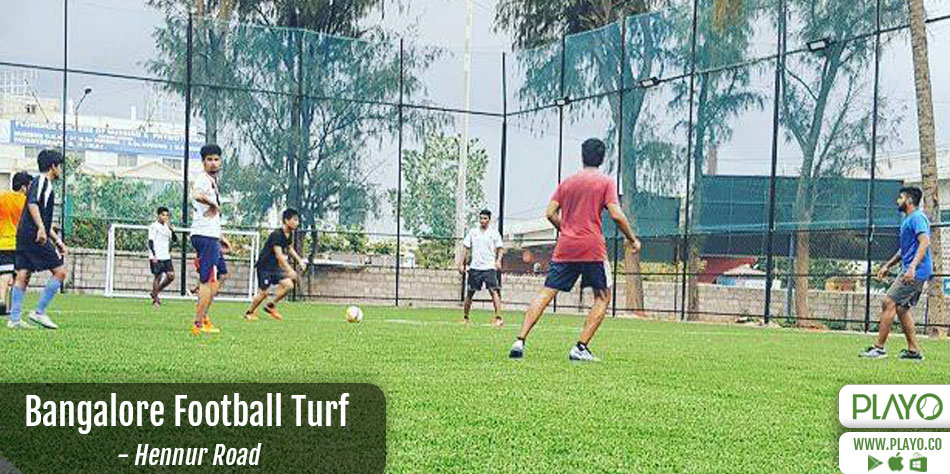 Bangalore Football Turf