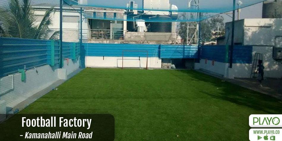 Best Football Turfs Near Hennur Road Playo
