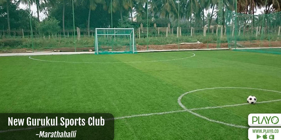 New Gurukul Sports Club, Marathahalli