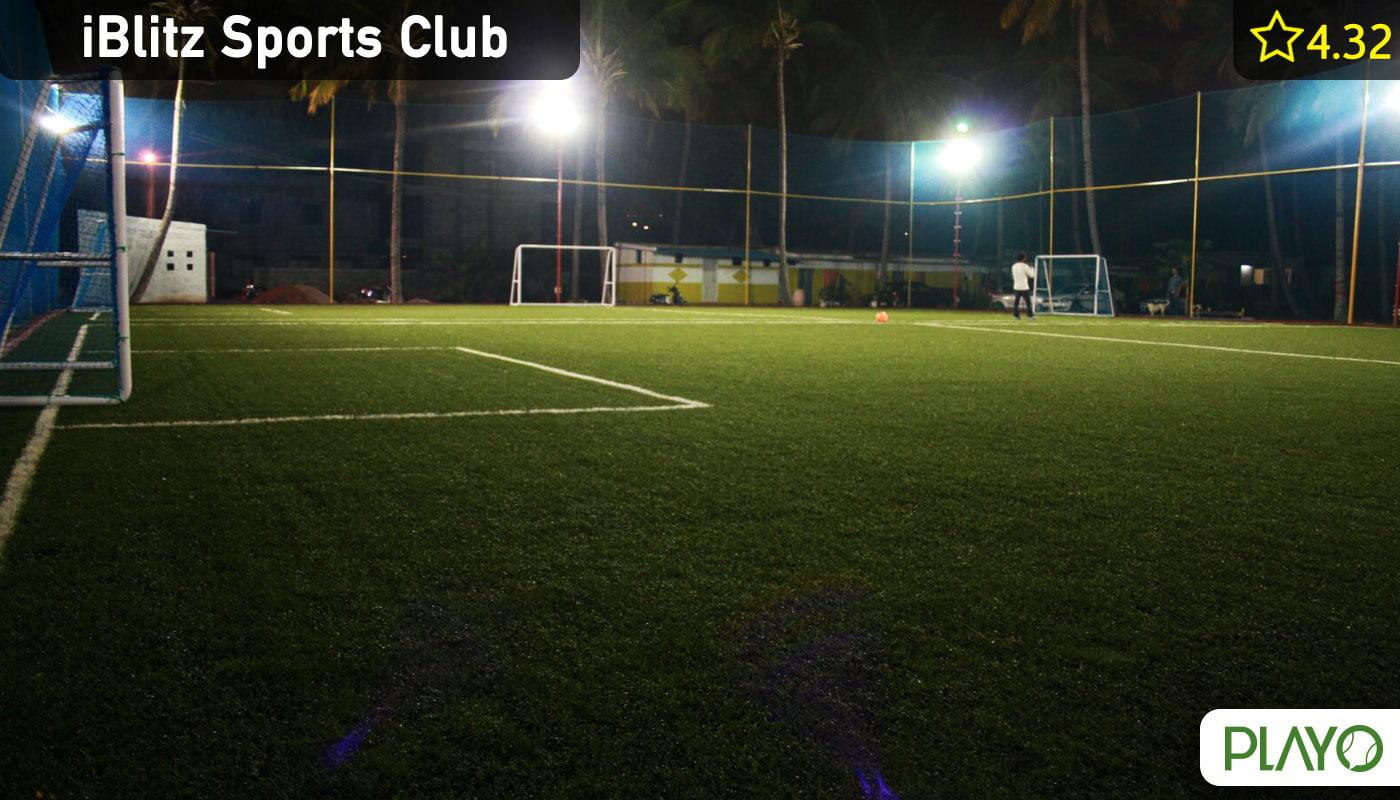 iblitz Sports Club, Panathur