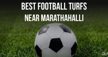 Football Turfs near Marathahalli