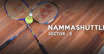Namma Shuttle 2nd sector on Playo app