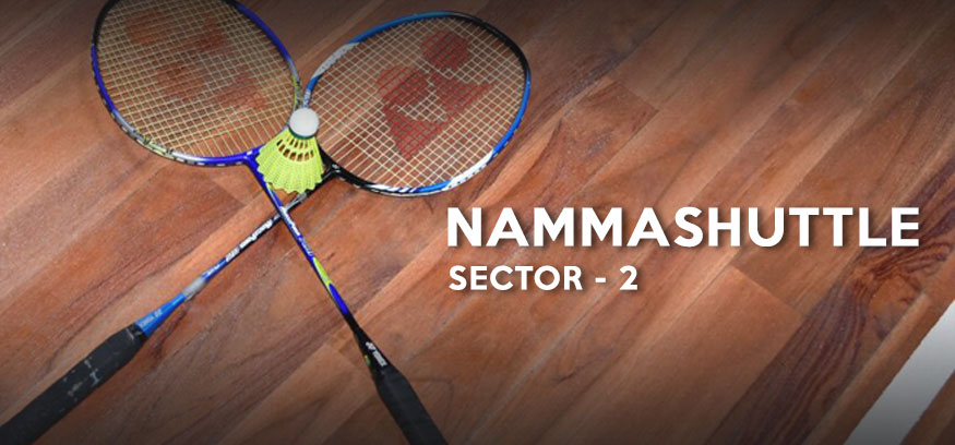 Namma Shuttle 2nd sector on Playo app