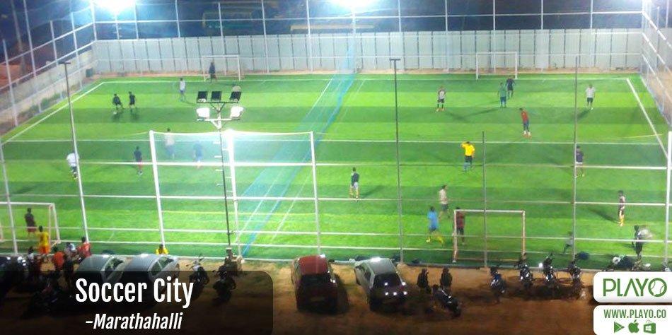 Soccer City, Marathahalli