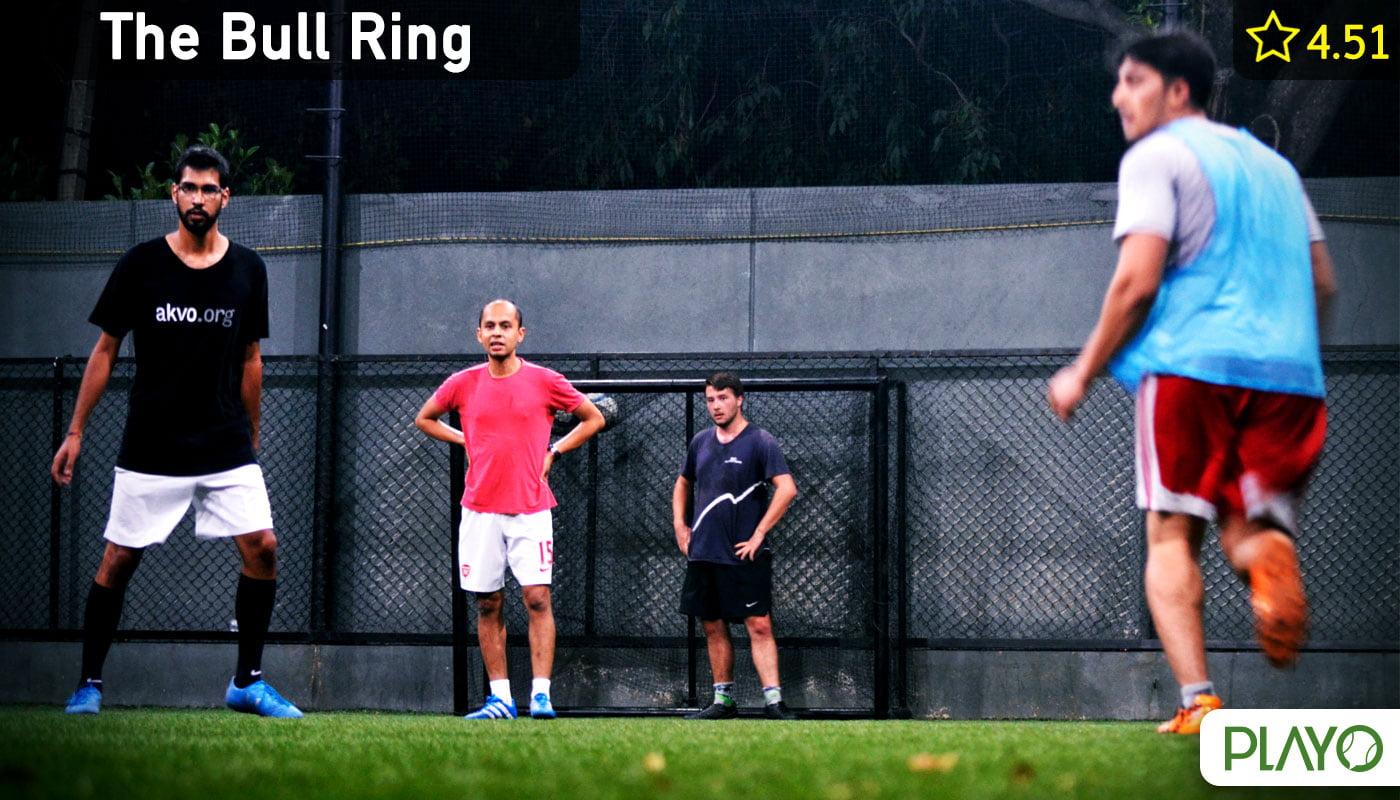 The Bull Ring, Indiranagar