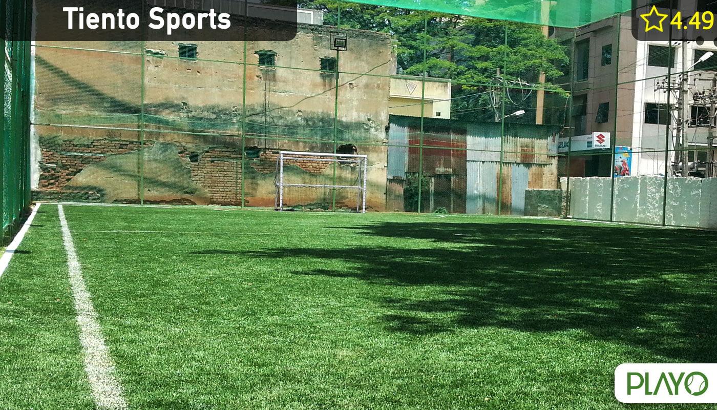Tiento Sports, Shanti Nagar