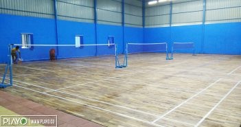 CJR Sports Centre Hyderabad