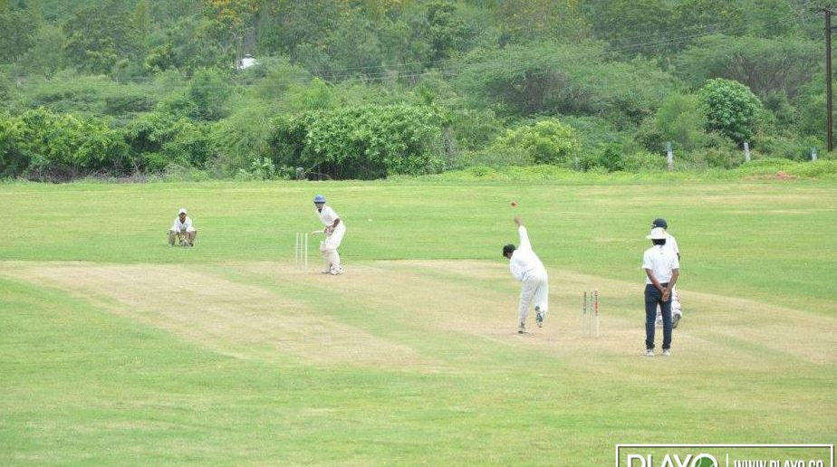 hamsa Cricket grounds