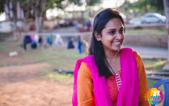 Kavya Ananth, President of Rebels Foundation