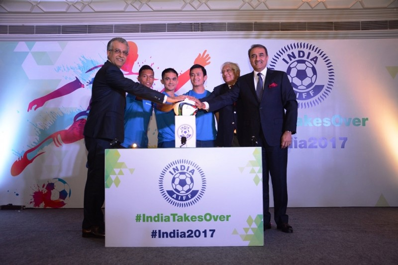 India set to host the under 17 fifa world cup