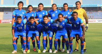 The Indian Football Team